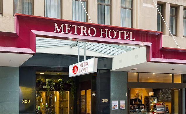 Mini Kühlschrank Metro : Metro hotel on pitt sydney